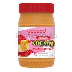 Yogood Classic Creamy Peanut Butter 453gm