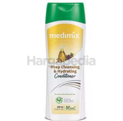 Medimix Deep Cleansing and Hydrating Conditioner 400ml