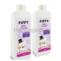 Fiffy Baby Powder 2x500gm