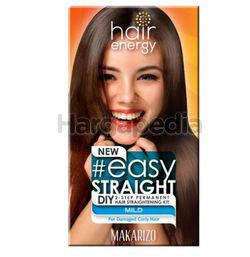Makarizo DIY 2-Step Permanent Hair Straightening Kit Mild 240ml