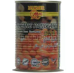 Makmur Baked Beans In Tomato Sauce 425gm