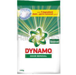 Dynamo Powder Detergent Indoor Dry 640gm