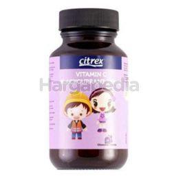 Citrex Vitamin C Blackcurrant 100mg 90s