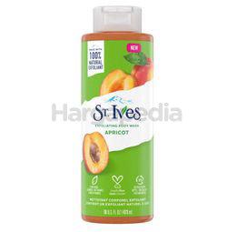 St Ives Exfoliating Apricot Body Wash 473ml