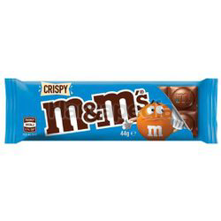 M&M's Crispy Block 44gm