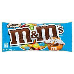 M&M's Crispy 30gm