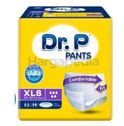 Dr P Adult Pants XL8