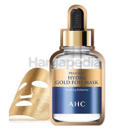 AHC Premium Hydra Gold Foil Mask 1s