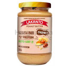 Lakanto Peanut Butter Chunky 375gm
