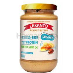 Lakanto Peanut Butter Creamy 375gm