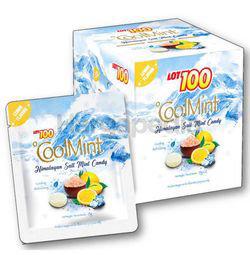 Lot100 °Cool Mint Himalaya Salt Mint Candy 15gm