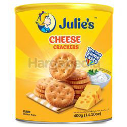 Julie's Cheese Crackers 400gm