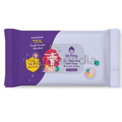 Au Fairy Anti Bacterial Sanitizing Alcohol Wipes 10s