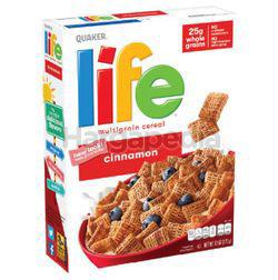 Quaker Life Multigrain Cereal Cinnamon 360gm