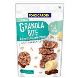 Tong Garden Cereal Granola Bite Choco & Banana 85gm