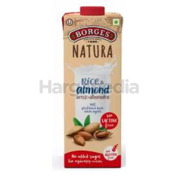 Borges Rice & Almond Drink 1lit