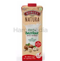 Borges Rice & Hazelnut Drink 1lit