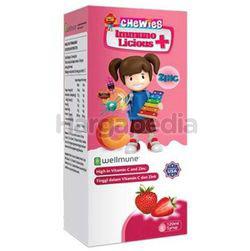 Chewies Immuno Licious Plus Liquid 120ml