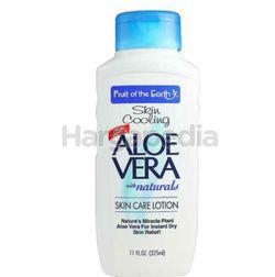 Fruit of the Earth Aloe Vera Skin Lotion 325ml