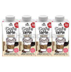 Farm Fresh UHT Cafe Latte 4x200ml