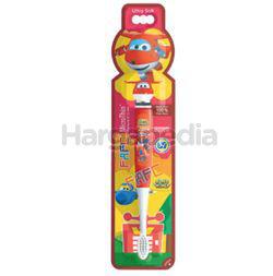 FAFC Kids Toothbrush Pororo Super Wings Figurine 1s