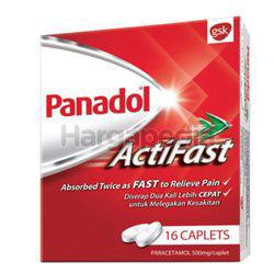 Panadol Actifast Compack 16s