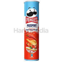 Pringles Potato Crisps Kung Pao Chicken 147gm