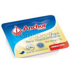 Anchor Minidish Butter Unsalted 12x7gm