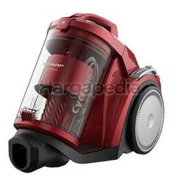 Sharp ECC1819R Vacuum Cleaner 1s