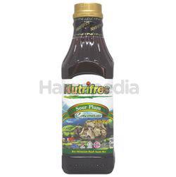 Nutrifres Juice Concentrated Sour Plum 1lit