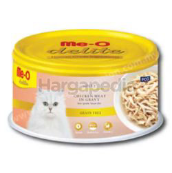 Me-O Delite Canned Chicken Meat in Gravy 80gm