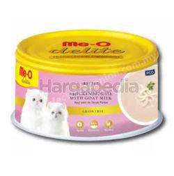 Me-O Delite Canned Kitten Chicken Mousse In Goat Milk 80gm