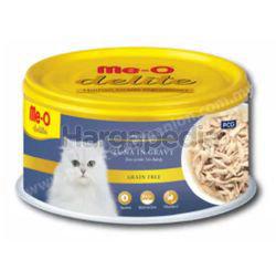 Me-O Delite Canned Tuna in Gravy 80gm