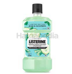 Listerine Aloe & Cucumber Mouth Rinse 500ml