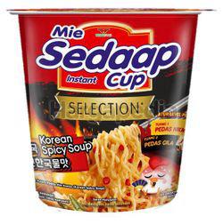 Mi Sedaap Cup Korean Spicy Chicken Soup 75gm