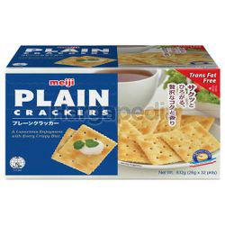 Meiji Plain Crackers 832gm