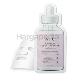 AHC Brightening Hydrating Facial Mask 1s