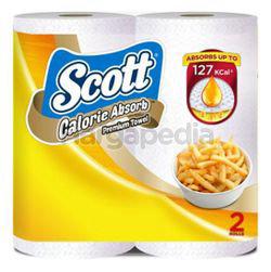 Scott Kitchen Towel Calorie Absorb 2s