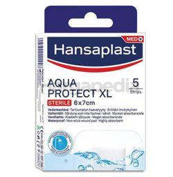 Hansaplast Aqua Protect XL 5s