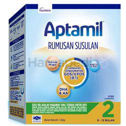 Aptamil Step 2 6-12 Months 1.2kg