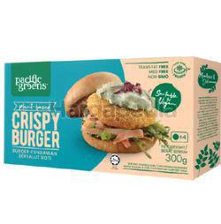 Pacific Greens Plant Based Crispy Burger 300gm