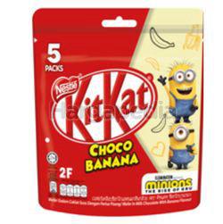 Kit Kat Choco Banana 5x17gm
