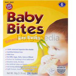 Take One Baby Bites Banana Rusks 50gm