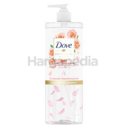 Dove Botanical Pink Moroccan Rose extract Hydration + Restore Shampoo 450ml