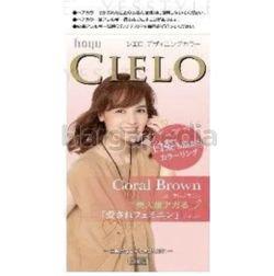 Cielo Hair Color Coral Brown 1set
