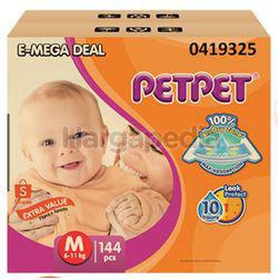 Pet Pet E-Mega Baby Diapers M144