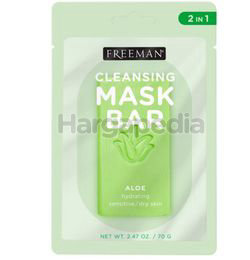 Freeman Cleansing Mask Bar In Hydrating Aloe 1s