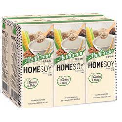 HomeSoy Soya Multigrain 6x250ml