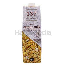 137 Degrees Walnut Milk Original 1lit