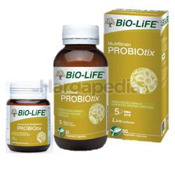 Bio-Life Advanced Multiblend Probiotix 120s + 30s
